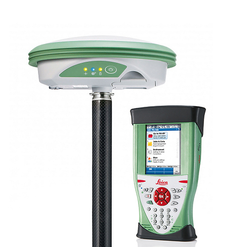 Комплект GNSS Leica GS08plus+CS10