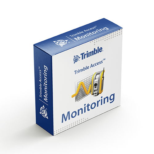 Модуль ПО Trimble Access Monitoring